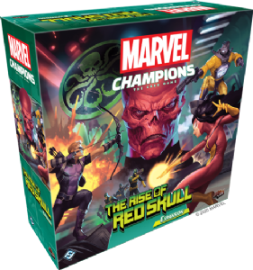 Marvel Champions: The Card Game - Rise of the Red Skull Expansion